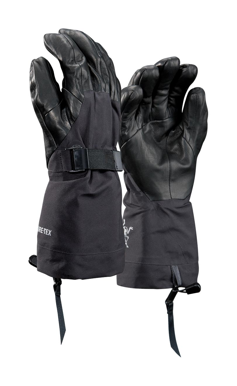 Arcteryx Black Alpha SV Glove