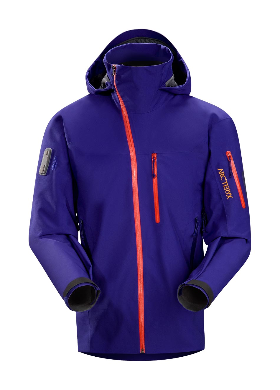 Arcteryx Squid Ink Sidewinder SV Jacket